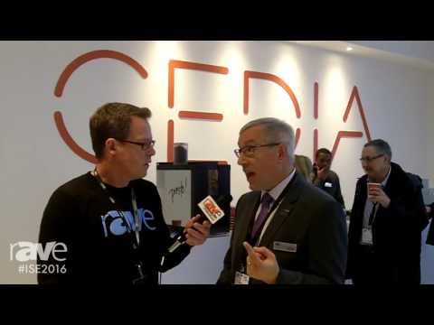 ISE 2016: Gary Kayye Interviews Vincent Bruno, CEO of CEDIA