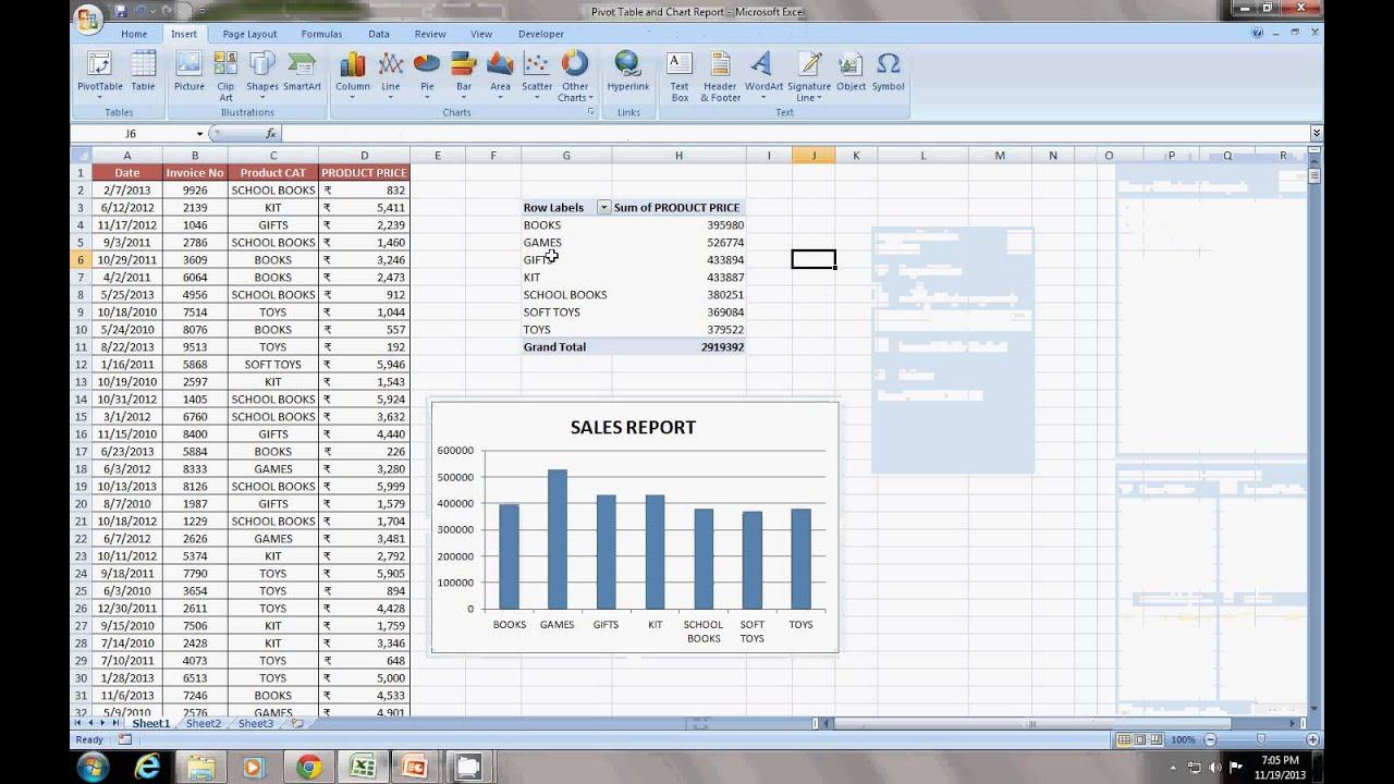 Excel how to hide field settings appeared in pivot table or chart report also rh youtube