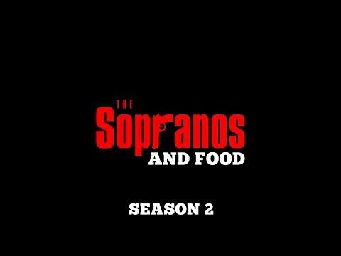 The Sopranos and Food: Season 2