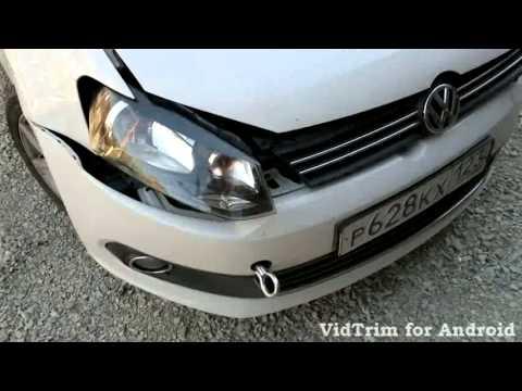Хваленное качество VW Polo Sedan.mp4