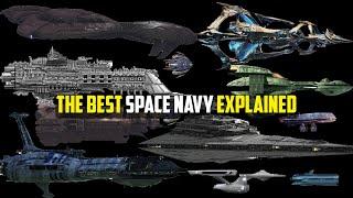 Best Space Navies iฑ Science Fiction
