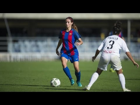 Barbara Latorre Crazy Messi Style Goal (FC Barcelona Female)