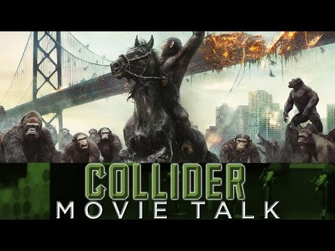 Collider Movie Talk - War For The Planet Of The Apes Gets Villain