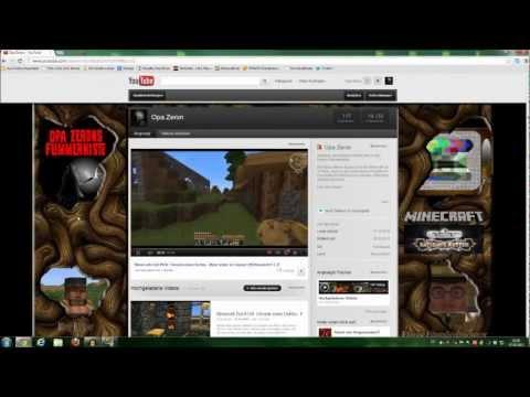 Jetzt flimmert´s auch bei Twitter! Minecraft und mehr Info´s für die Community. [HD/Deutsch/2012]