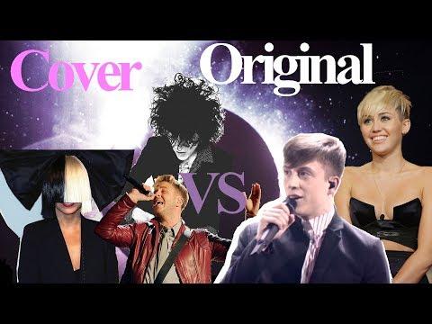 Loïc nottet Cover vs Original (Sia, Miley Cyrus, One Republic, LP) #1