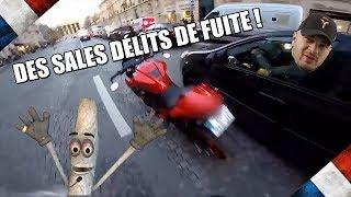 LES PIRES DÉLITS DE FUITE DE FRANCE !