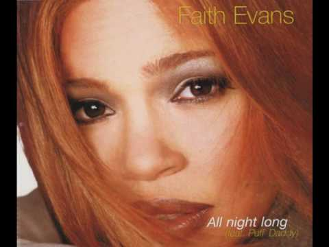 Faith Evans - All Night Long
