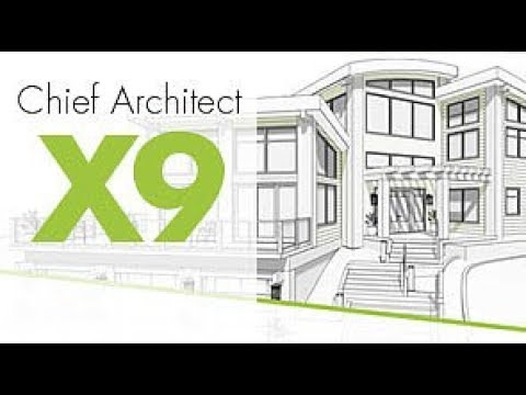 How To Download Chief Architect X9 Premier 64 Bit Home Design Chief Architect Youtube