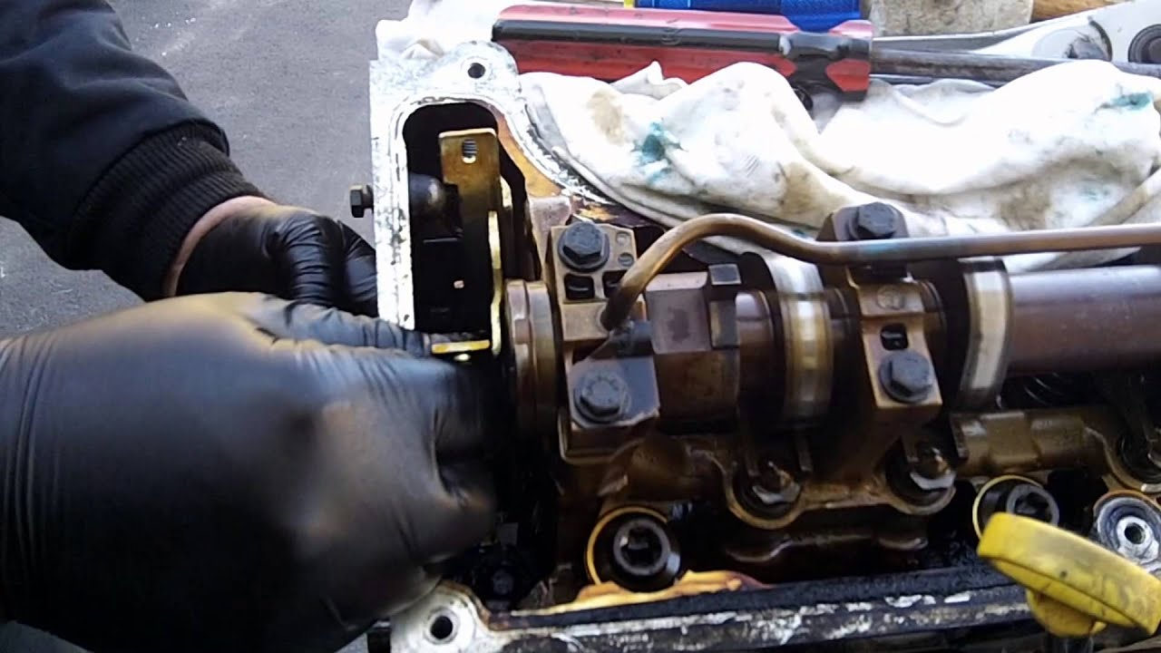 2002 Ford Explorer Timing Chain Update 12 15 2012 Left