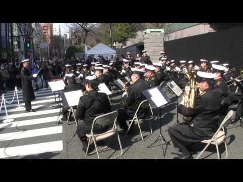 Anchors Aweigh March - Japanese Navy Band