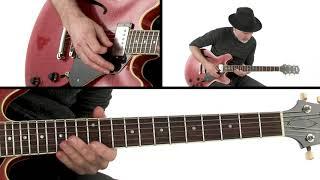 Guitar Lesson - Take 5: Diminished Blues - Level 3: Performance - Jeff McErlain