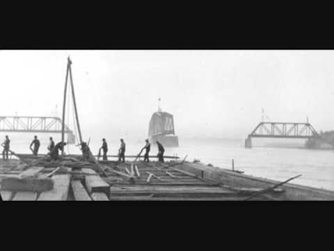 Tribute video : Mac Beattie song Log Driver