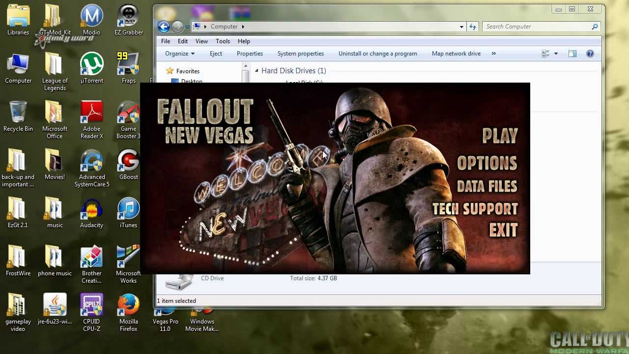fallout new vegas crack only