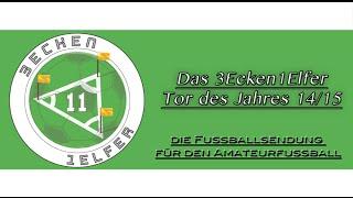 3Ecken1Elfer - Tor des Jahres 14/15