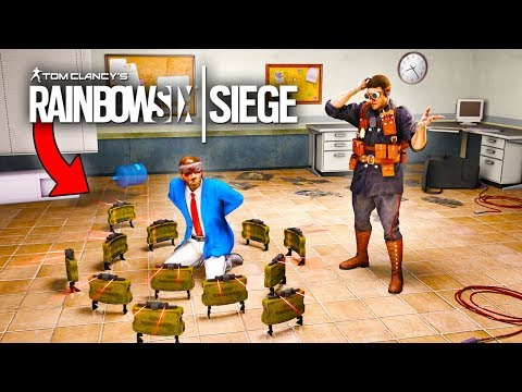 RAINBOW SIX SIEGE FAILS: #27 (Rainbow Six Siege Random Moments Compilation)