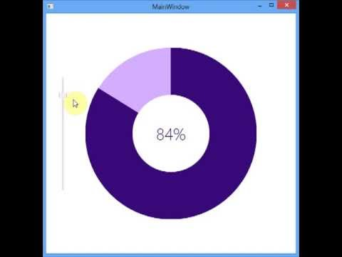 Circular Progress Bar in WPF/Windows 8 - YouTube