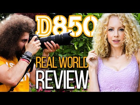 Nikon D850 Real World Review: Better than Canon 5D Mark IV, Nikon D5, Sony A7R II?