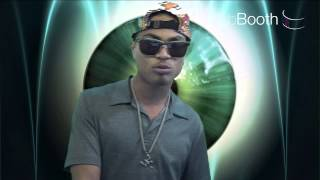 bBooth TV Singing & Music tye dye shanti freestyle  by prahshanti Gonzalez