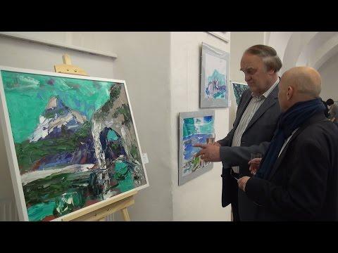 Ausstellung von Helmuth Gräff im Kunsthaus Horn