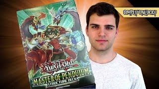 Best Yugioh Master of Pendulum Structure Deck Opening and Review! The Joker