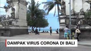 Dampak Virus Corona di Bali - CNN ID Update