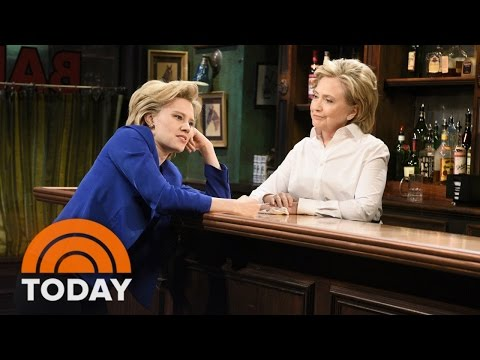 How 'SNL' Defines Presidential Candidates, What It Means For Donald Trump, Hillary Clinton   TODAY