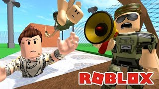 I ENDED up in the ARMY and DID MILITARY TRAINING at ROBLOX Army Training Obby