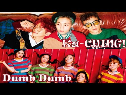[MASHUP] EXO-CBX & Red Velvet - Ka-CHING! / Dumb Dumb