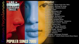 Kumpulan Lagu Ber Nostalgia Populer Tahun 2000an Teman Perjalanan MP3