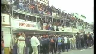 ル・マン24時間耐久レース '86《三田村邦彦 in ル・マン》 12  LeMans 24h 1986