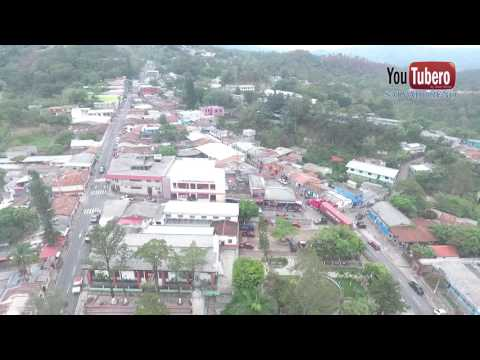 La Palma Chalatenango en Drone El Salvador