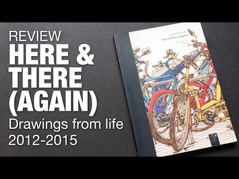 Here and There Again by Miguel Herranz (book review)