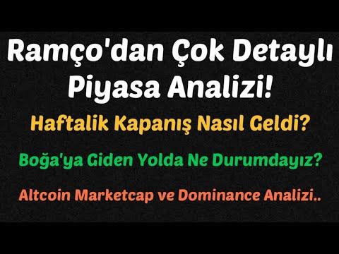 Download #Bitcoin Analiz - Cok Detayli Piyasa Analiz! Haftalik Kapanis Nasil Geldi? Btc Teknik Analiz Forex
