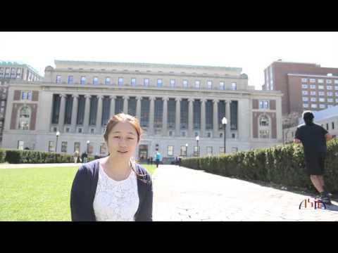 2013哥伦比亚大学新生宣传片【校园篇】 Columbia University - Campus