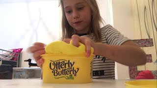 Making Butter Slime