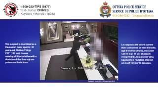 Assault on Cooper St. Ottawa / Agression sur la rue Cooper