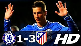 Chelsea vs Atletico Madrid 1/3 - UCL 207/2018 Full Highlights