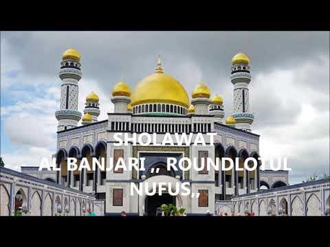 Sholawat Albanjari Bersama ROUNDLOTUL NUFUS Mberjo Padang Trucuk Full Album