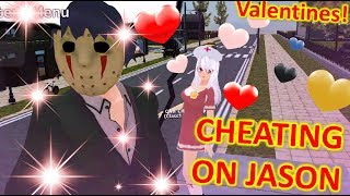 [School Girls Simulator] DATE WITH JASON CHAN GONE TERRIBLY WRONG!!