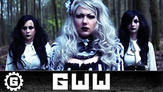 THE UNKNOWN - LULLABIES - GOTHIC WORLDWIDE (OFFICIAL HD VERSION GWW)