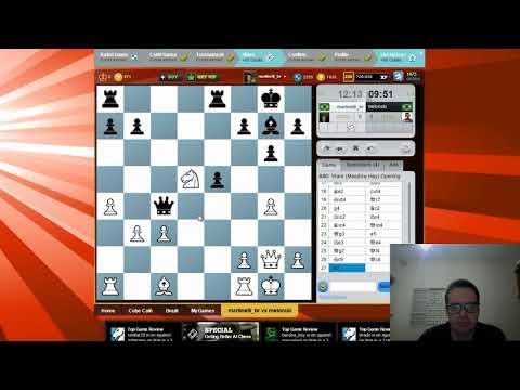 Chesscube - Pessoal da sala Brazil Room - jogo 15 min