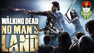 The Walking Dead: No Man's Land - Лучшая Игра про Зомби на Android