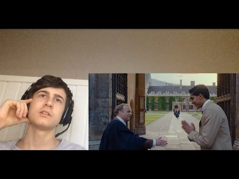 The Man Who Knew Infinity Trailer Reaction