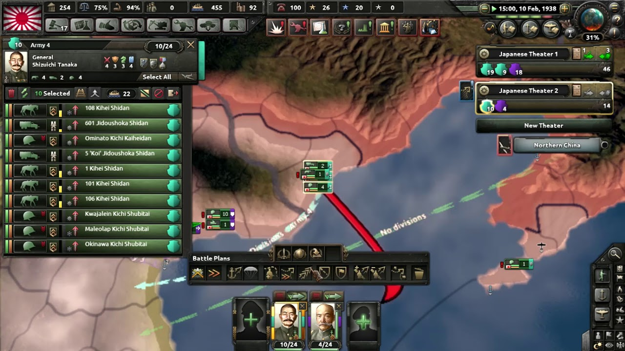 HOI4 Naval Invasion common mistakes quick guide