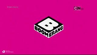 CN Asia : Boomerang Southeast Asia Rebrand 2015