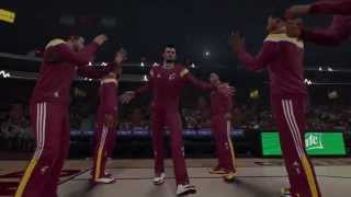 NBA 2K15 - Official Cleveland Cavaliers Trailer! Thumbnail