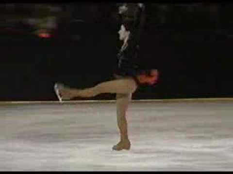 """Midori Ito 1993 World Pro """"Rose of Pain"""""""