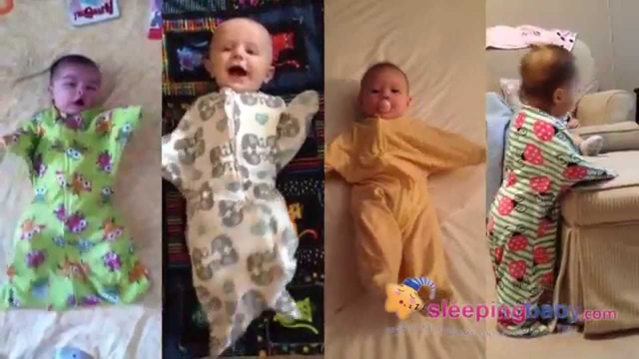 Adorable Babies Dancing In The Zipadee Zip Www Sleepingbaby Com