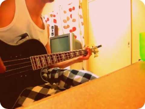 utopia (hujan) cover bass..