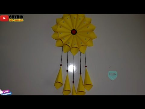 Diy wall hanging & room decoret ideas,, anytime art and craft.
